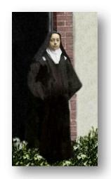 Sister Marie of the Sacred Heart - Marie Martin
